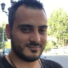 Haji looking someone in Armenia #2