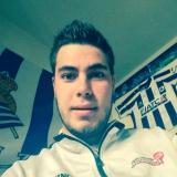 Albertortega from l'Hospitalet de Llobregat | Man | 24 years old | Aquarius
