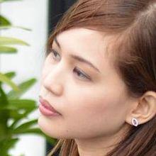 Sakura looking someone in Gifu-ken, Japan #3