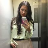 Esmeralda from Hamburg-Eimsbuettel | Woman | 29 years old | Aries